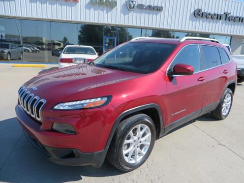2014 Jeep Cherokee for sale in Clay Center KS