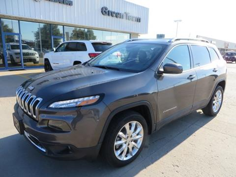 2017 Jeep Cherokee for sale in Clay Center KS