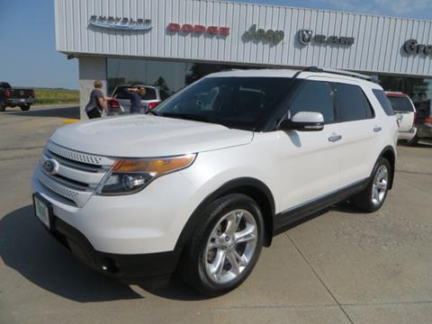 2013 Ford Explorer for sale in Clay Center, KS