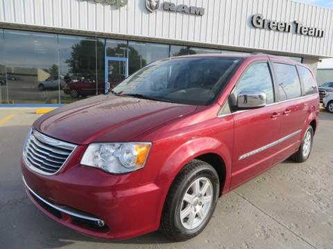2012 Chrysler Town and Country for sale in Clay Center, KS