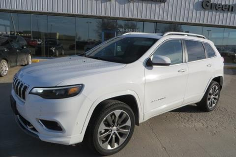2019 Jeep Cherokee for sale in Clay Center, KS