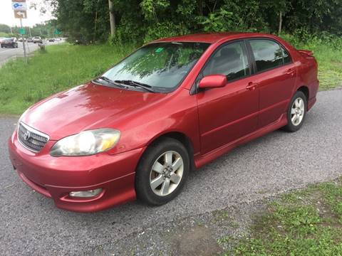 2007 Toyota Corolla for sale in Cohoes, NY