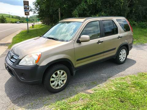 2005 Honda CR-V for sale in Cohoes, NY