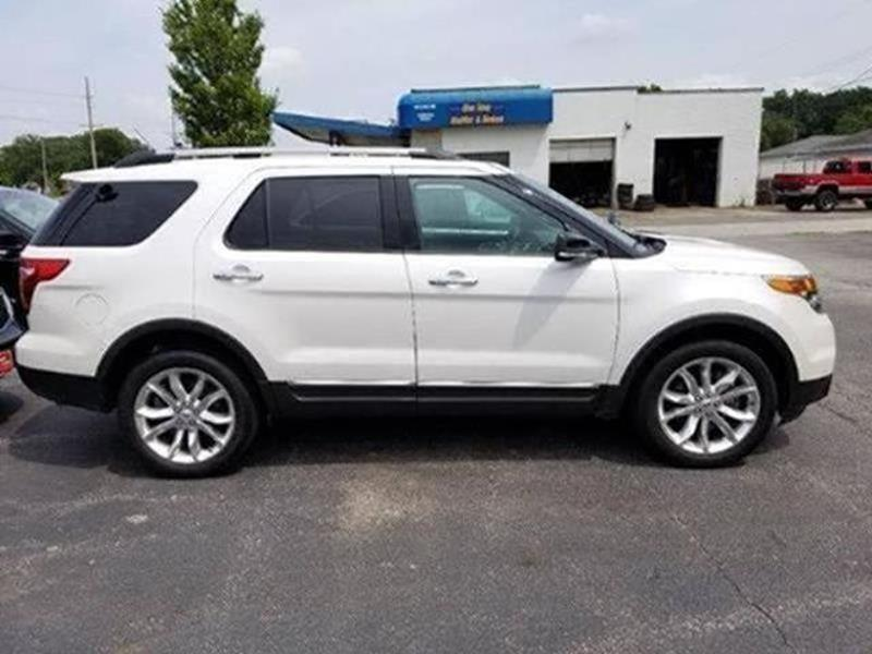 2014 Ford Explorer for sale at Holiday Rent A Car in Hobart IN