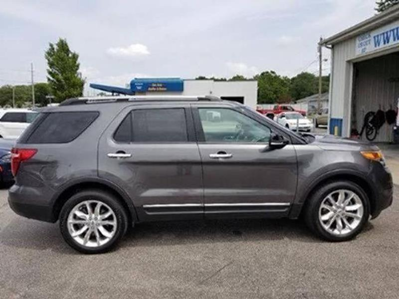 2015 Ford Explorer for sale at Holiday Rent A Car in Hobart IN
