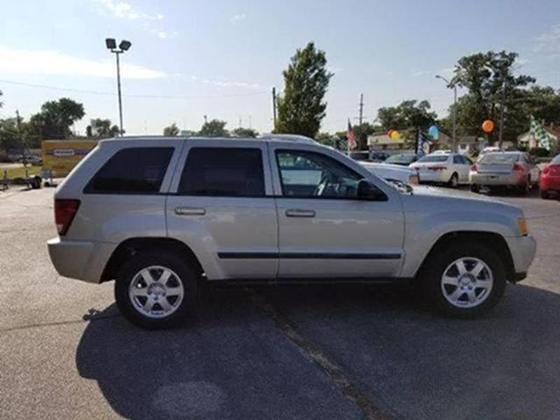 2008 Jeep Grand Cherokee for sale at Holiday Rent A Car in Hobart IN