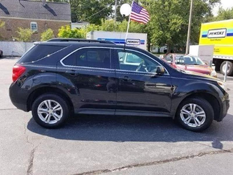 2011 Chevrolet Equinox for sale at Holiday Rent A Car in Hobart IN