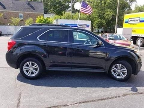 2011 Chevrolet Equinox for sale in Hobart, IN