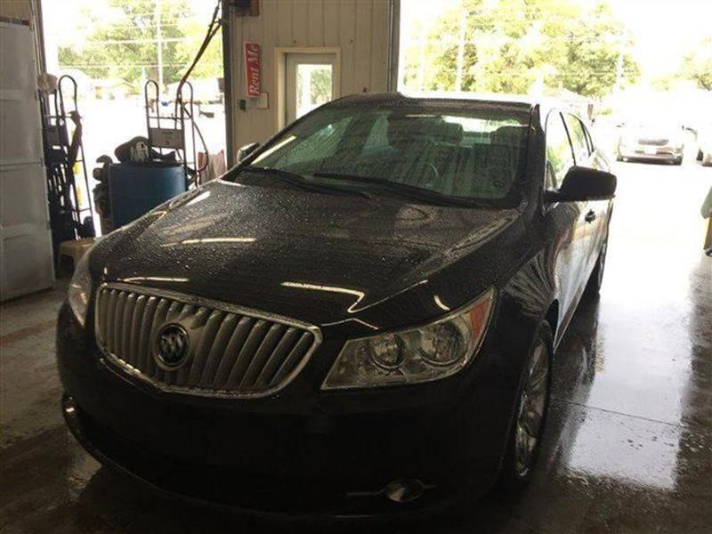 2012 Buick LaCrosse for sale at Holiday Rent A Car in Hobart IN