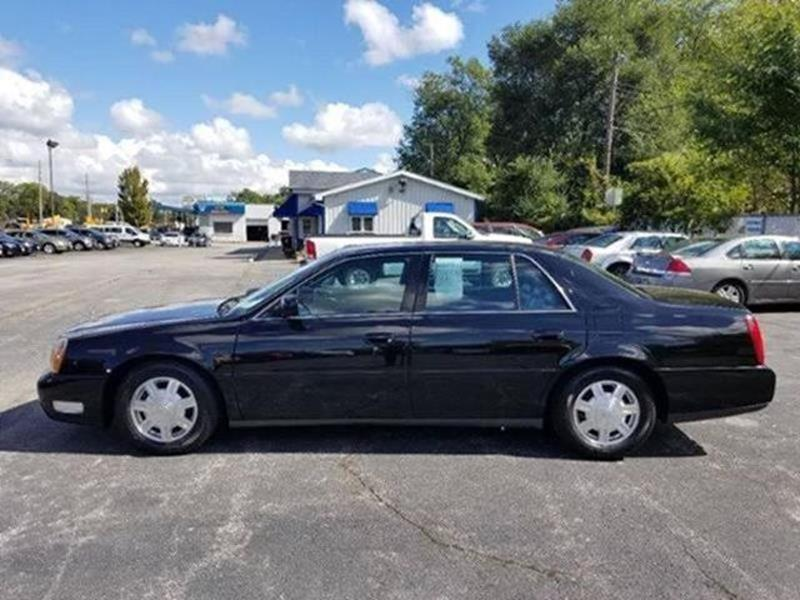 2004 Cadillac DeVille for sale at Holiday Rent A Car in Hobart IN