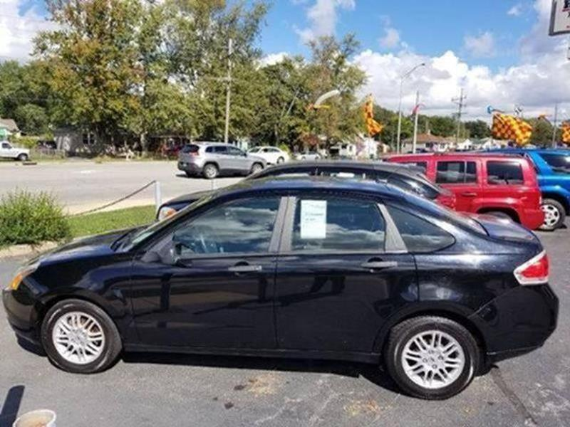 2010 Ford Focus for sale at Holiday Rent A Car in Hobart IN