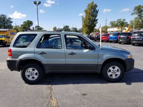 2007 Ford Escape for sale at Holiday Rent A Car in Hobart IN