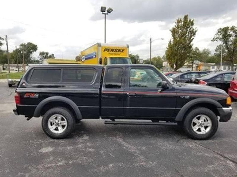 2004 Ford Ranger for sale at Holiday Rent A Car in Hobart IN