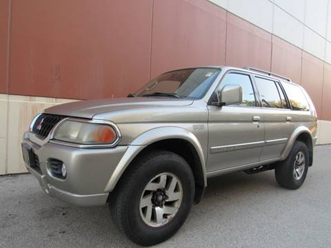 2001 Mitsubishi Montero Sport for sale in Downers Grove, IL