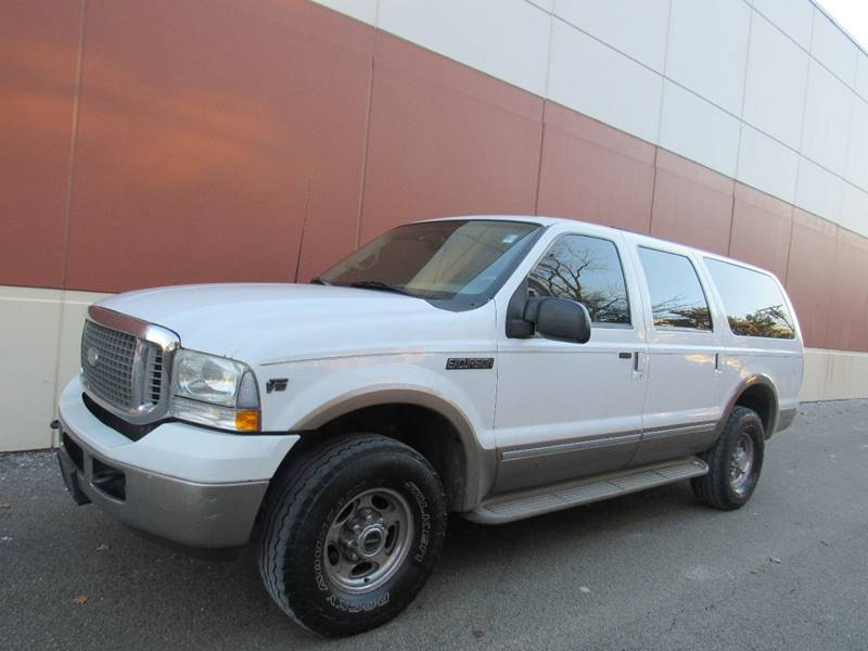 Ford Excursion Limited In Downers Grove IL Ogden Auto Depot - 2002 excursion