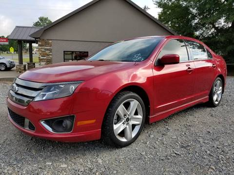 2011 Ford Fusion for sale in Star City, AR