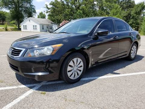 2009 Honda Accord for sale in Star City, AR