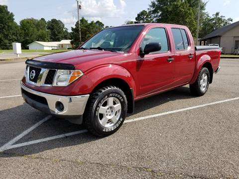 2008 Nissan Frontier for sale in Star City, AR