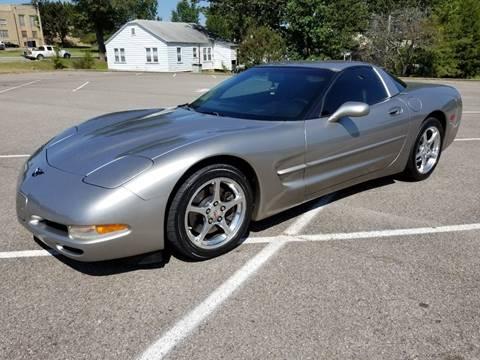 2000 Chevrolet Corvette for sale in Star City, AR