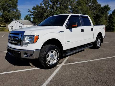 2012 Ford F-150 for sale in Star City, AR