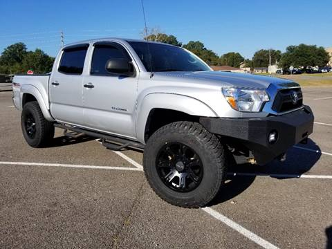 2012 Toyota Tacoma for sale in Star City, AR