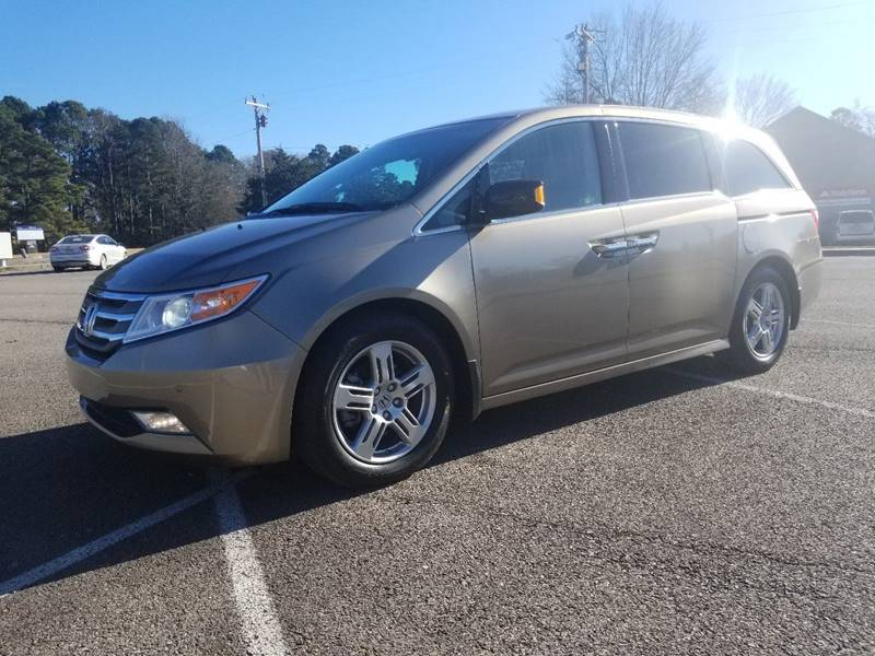 2011 Honda Odyssey For Sale At UpShift Auto Sales In Star City AR