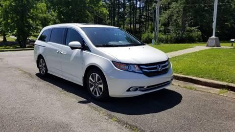 2014 Honda Odyssey for sale in Star City, AR