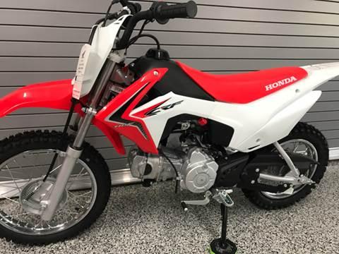 2017 Honda CRF110F for sale in Mobridge, SD