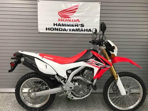 2016 Honda CRF250L for sale in Mobridge SD