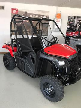 2017 Honda PIONEER SXS500 for sale in Mobridge SD