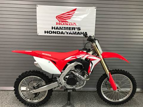 2018 Honda CRF450R for sale in Mobridge SD