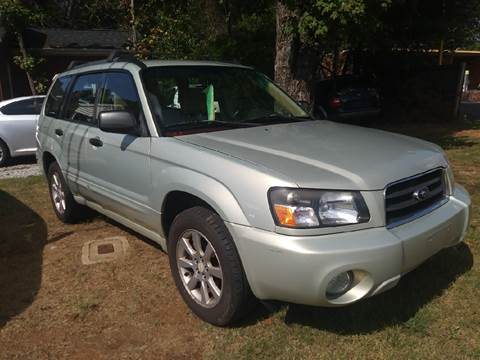 2005 Subaru Forester for sale in Mooresville, NC
