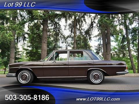 1972 Mercedes-Benz 280-Class for sale in Milwaukie, OR