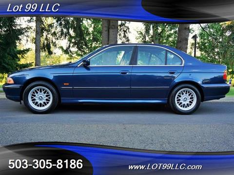 2000 BMW 5 Series for sale in Milwaukie, OR