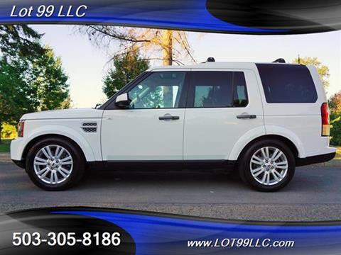 2012 Land Rover LR4 for sale in Milwaukie, OR