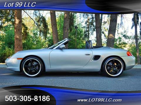 2001 Porsche Boxster for sale in Milwaukie, OR