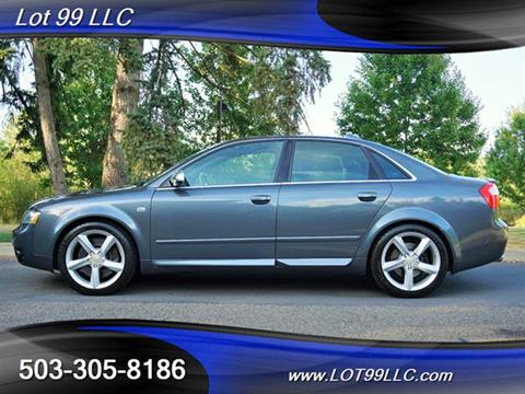 2004 Audi S4 for sale in Milwaukie, OR