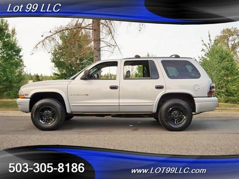 1998 Dodge Durango for sale in Milwaukie, OR