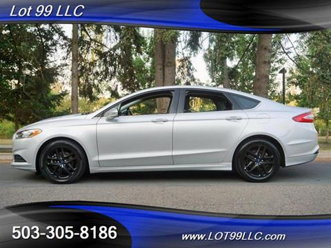 2015 Ford Fusion for sale in Milwaukie, OR