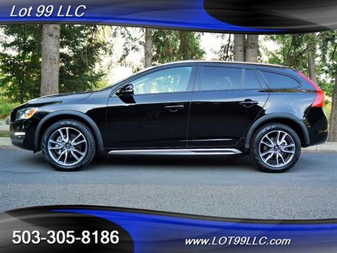 2015 Volvo V60 Cross Country for sale in Milwaukie, OR