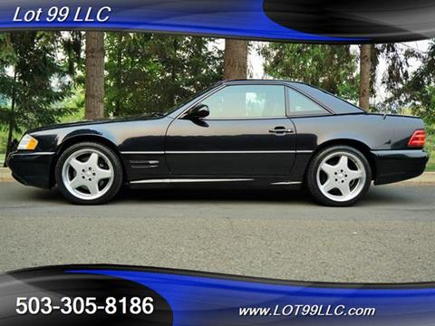 2000 Mercedes-Benz SL-Class for sale in Milwaukie, OR