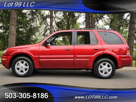 2002 Oldsmobile Bravada for sale in Milwaukie, OR