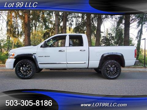 2006 Dodge Ram Pickup 1500 for sale in Milwaukie, OR
