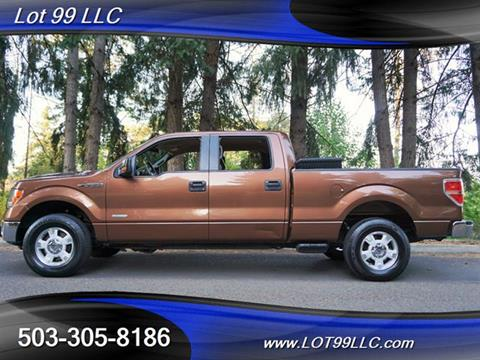2012 Ford F-150 for sale in Milwaukie, OR