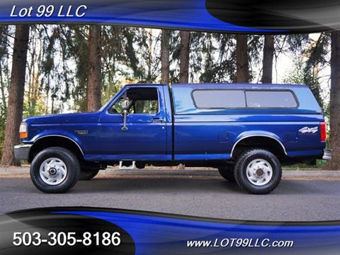 1997 Ford F-250 for sale in Milwaukie, OR