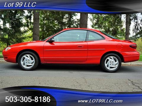 1998 Ford Escort for sale in Milwaukie, OR