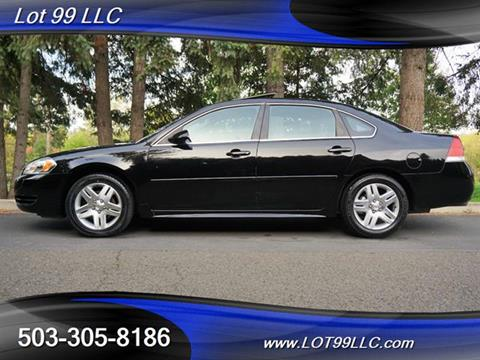 2013 Chevrolet Impala for sale in Milwaukie, OR