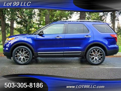 2013 Ford Explorer for sale in Milwaukie, OR