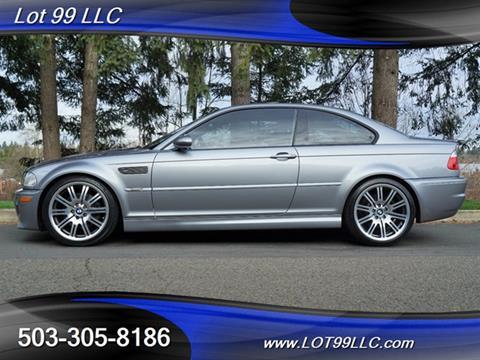 Bmw Oregon >> Bmw M3 For Sale In Oregon Carsforsale Com