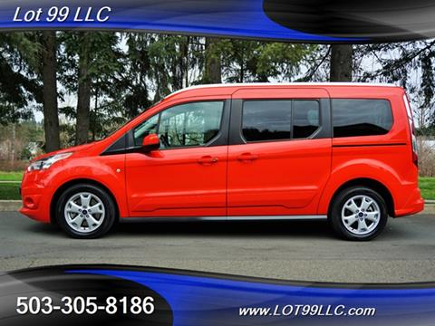 Ford transit connect for sale in oregon for Persian motors cornelius or